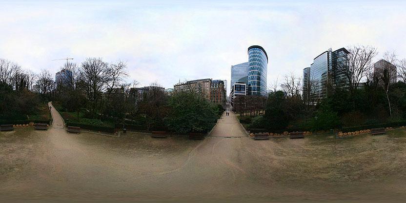 Le Jardin Botanique de Bruxelles