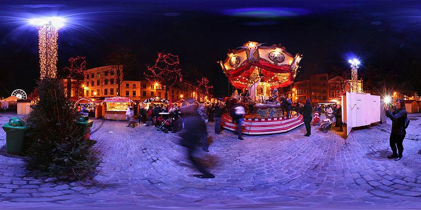 Plaisir d'hivers, Bruxelles