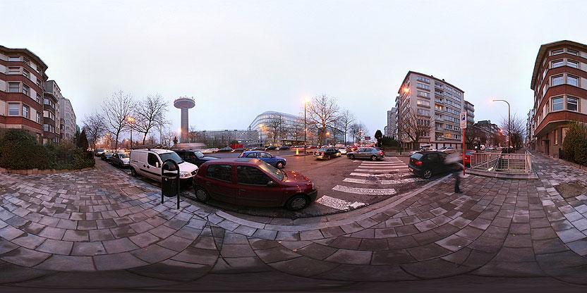 Boulevard Auguste Reyers - rtbf