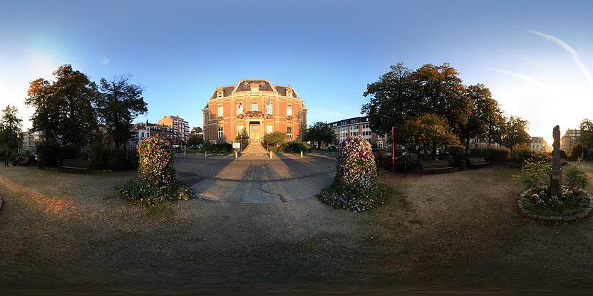 Maison communale d'Uccle