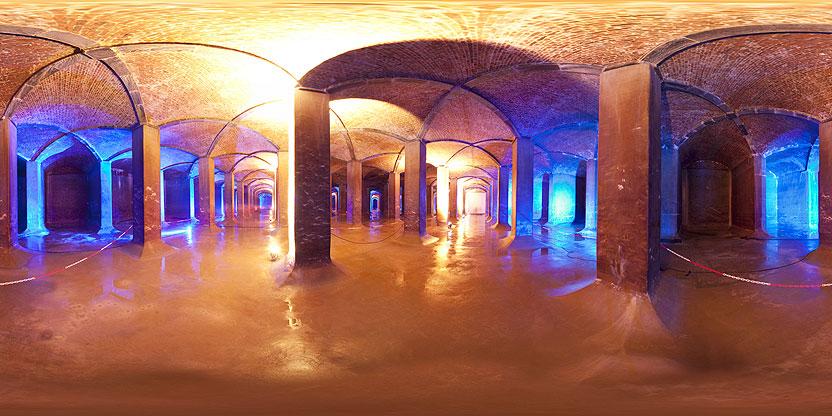 Le réservoir d'Etterbeek
