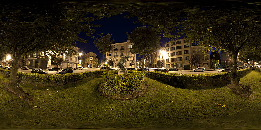 Square Rue Franz Merjay